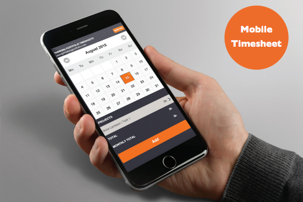 Mobile Timesheet