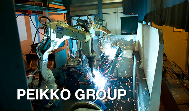 Peikko Group Thinking Portfolio