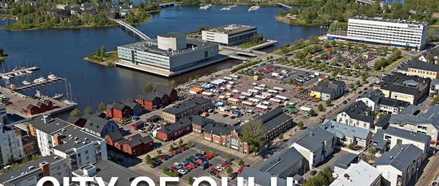 City of Oulu IT portfolio