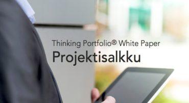 Thinking Portfolio Projektisalkun Whitepaper Q2/2014