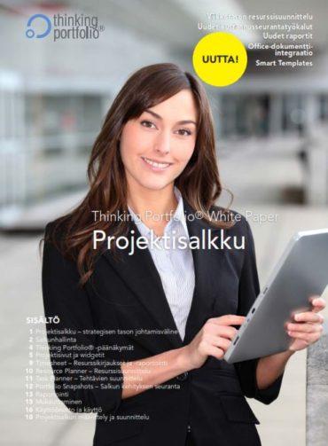 Thinking Portfolio Projektisalkun Whitepaper Q1/2015 julkaistu!