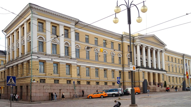 Thinking Portfolio providing open source of information at University of Helsinki