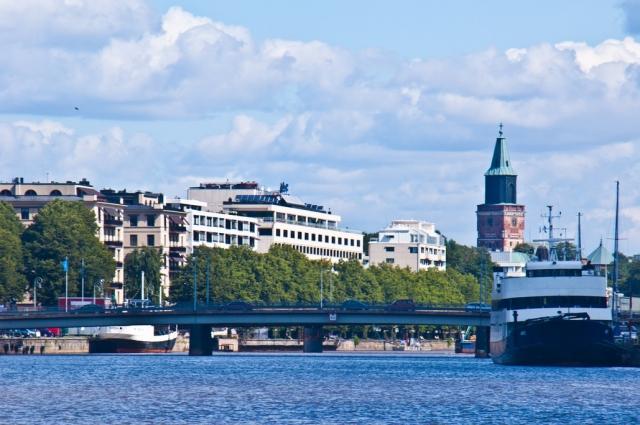 Harbor of Turku