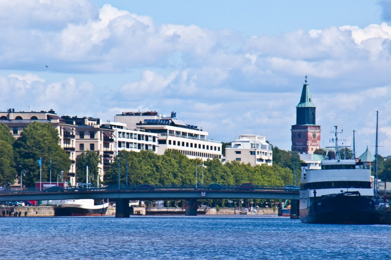Thinking Portfolio provided additional value to project management in the City of Turku