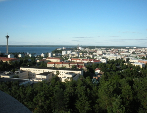 Thinking Portfolio concretised the project portfolio processes of City of Tampere