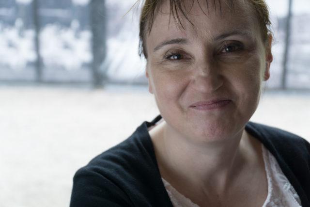 Kuvassa: Susanna Hietanen (kuvaaja: Oxana Litvinenko)