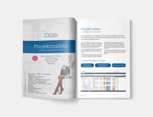 Thinking Portfolio Projektisalkku White Paper 2018