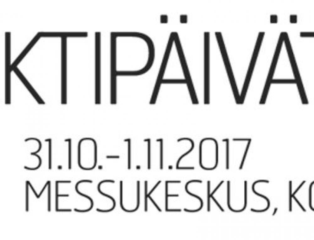 Thinking Portfolio Projektipäivillä 31.10-1.11.2017