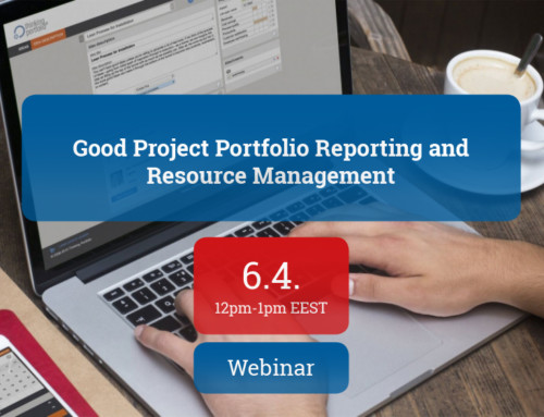 Good Project Portfolio Reporting and Resource Management