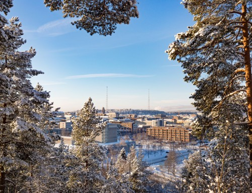 The City of Lahti has made fast use of Thinking Portfolio's benefits