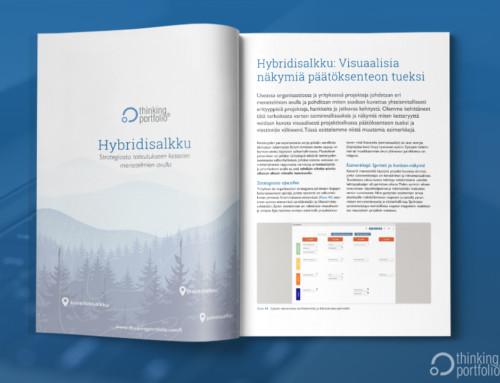 Thinking Portfolio Hybridisalkku – visuaalisia näkymiä päätöksenteon tueksi
