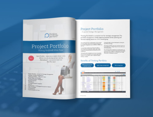 Master thesis project portfolio management