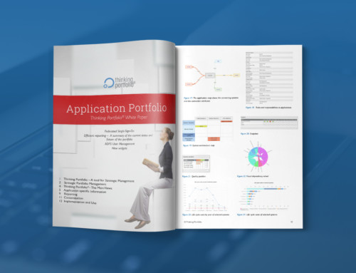 Thinking Portfolio – Application Portfolio White Paper 2018