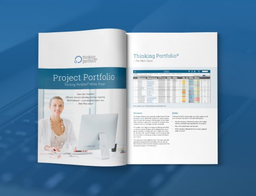 Thinking Portfolio – Project Portfolio White Paper