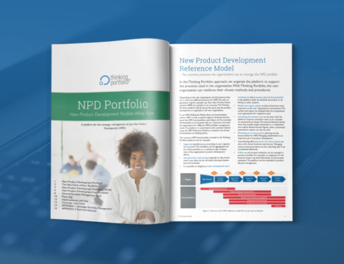 Thinking Portfolio – NPD Portfolio White Paper