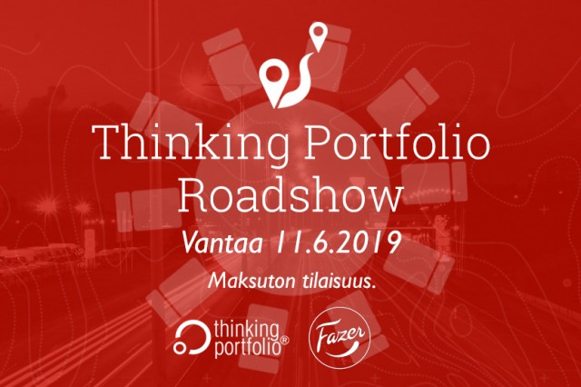 Thinking Portfolio Roadshow Vantaa 11.6.2019