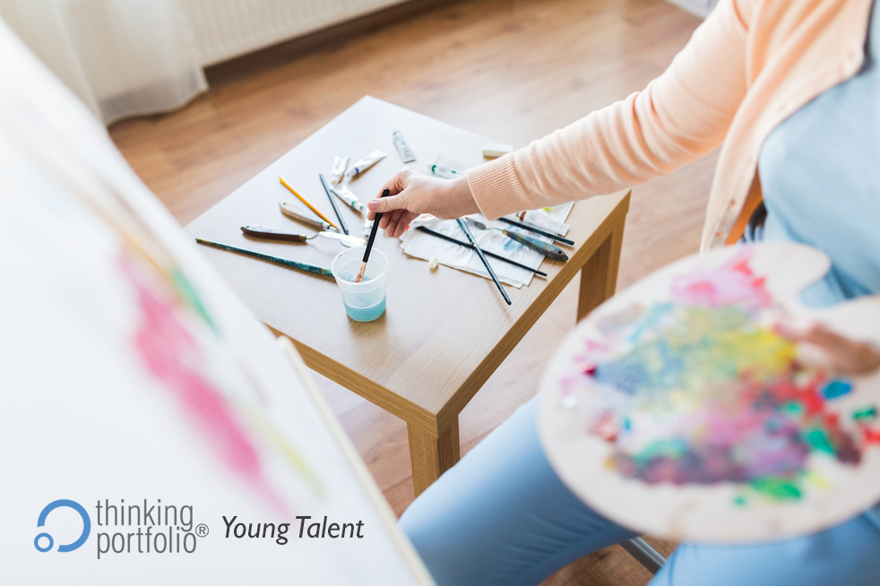 Thinking Portfolio Young Talent