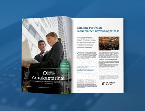 Uudistettu Thinking Portfolio Asiakastarinat -julkaisu nyt ladattavissa!