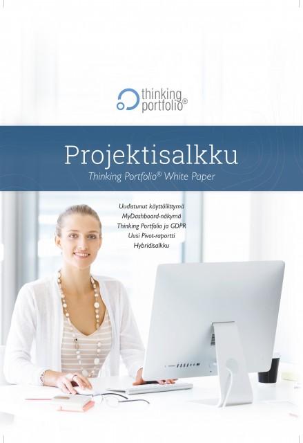 Thinking Portfolio Projektisalku - lataa White Paper tästä!