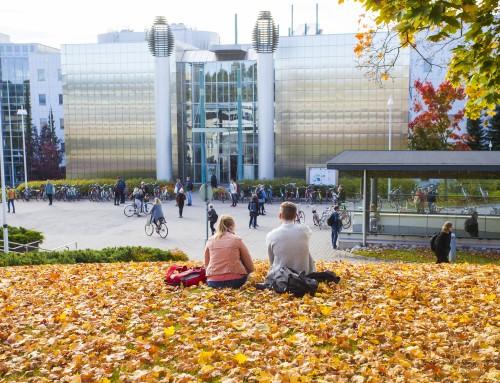 Tampereen korkeakouluyhteissössä salkutetaanprojektit, järjestelmät, rekisterit ja ideat Thinking Portfoliolla