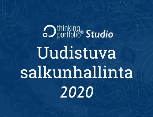 Uudistuva salkunhallinta 2020, 24.4.2020 klo 9-11:00
