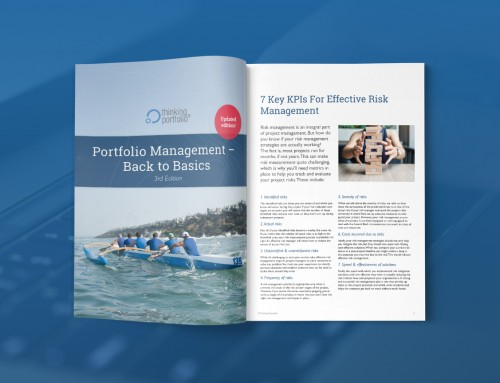 Portfolio Management – Back to Basics