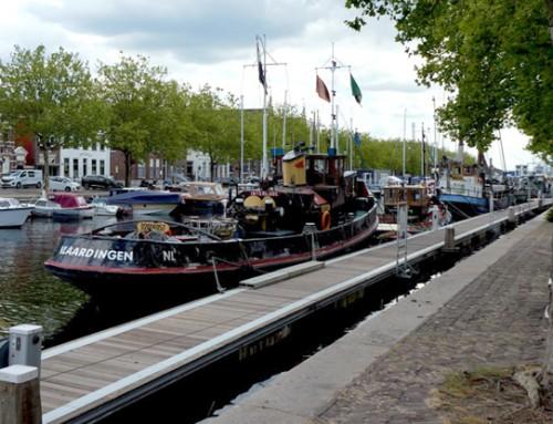 Thinking Portfolio valittiin Vlaardingenin kunnan projektisalkun digitalisointiin Hollannissa